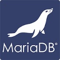 The official MariaDB logo.
