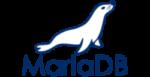 The official MariaDB logo.