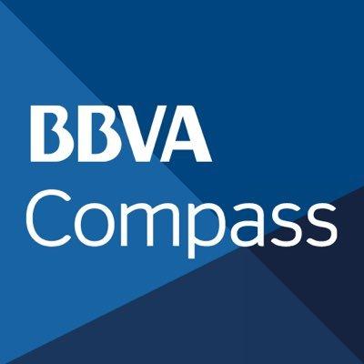 The BBVA Compass logo.