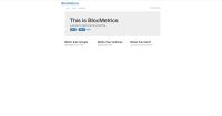BlocMetrics: API Tracking Service and Reporting Tool
